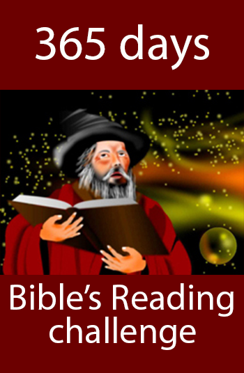 bible reading image
